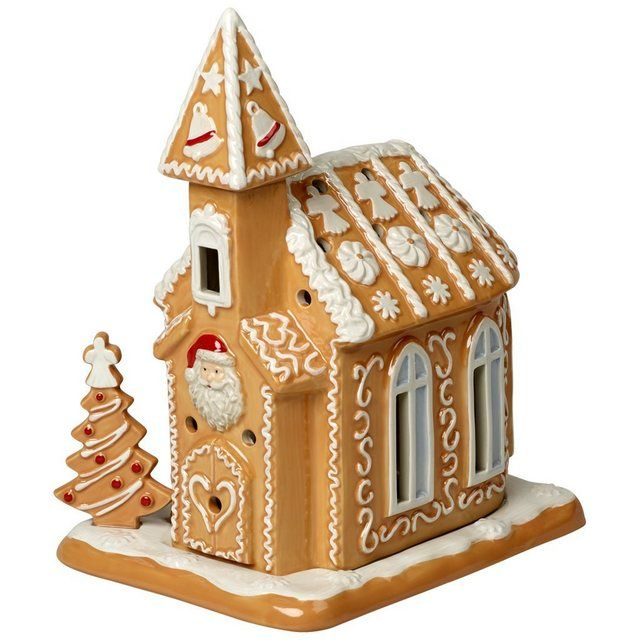 Lebkuchenkirche »Winter Bakery Decoration«