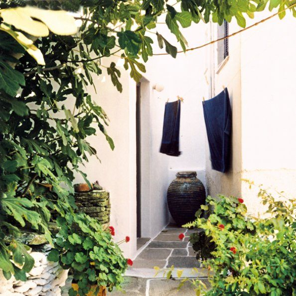 les 25 meilleures id es concernant jardin grec sur pinterest jardin espagnol cour espagnol et. Black Bedroom Furniture Sets. Home Design Ideas