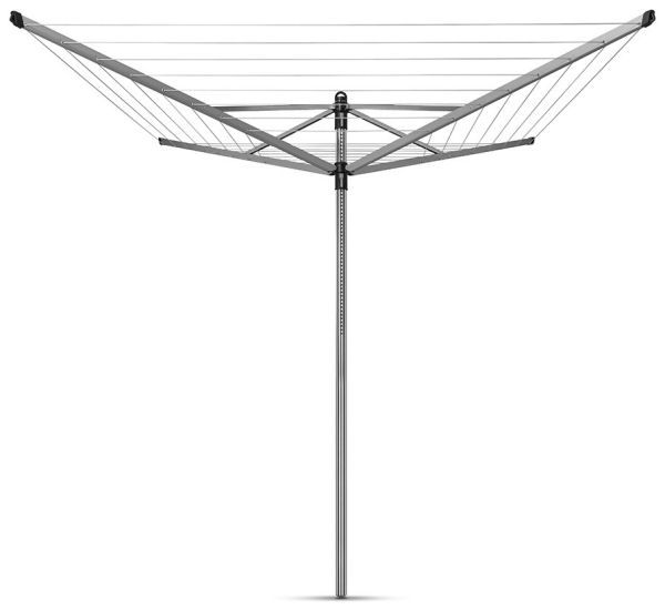 Brabantia Rotary Airer Lift-O-Matic Washing Line 40m 4 Arm