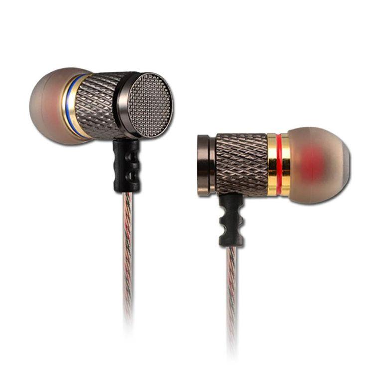 KZ-ED2 Professional In-Ear Earphone Bass Quality Sound