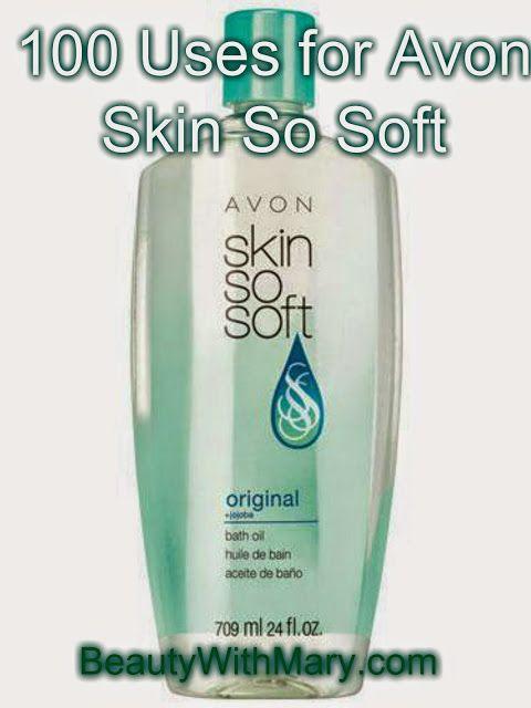 100 Uses for Skin So Soft https://beckytomaso.avonrepresentative.com