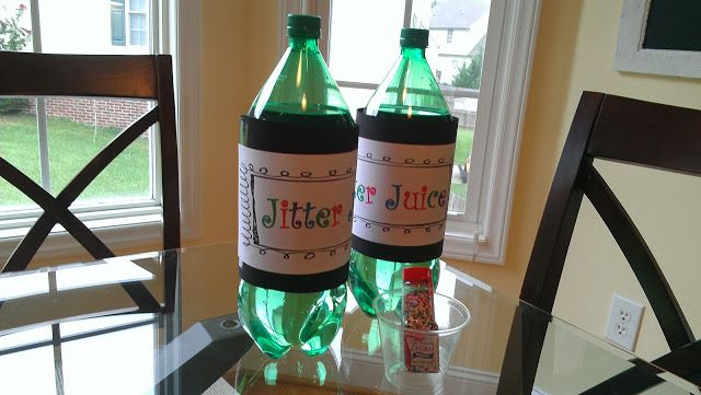 Jitter Juice (where did all my old pins go?)