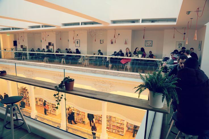 Cărturești Carusel Bookstore & Bistro