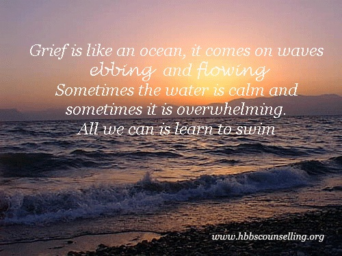 Grief Is Like An Ocean
