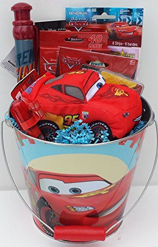 21 best easter images on pinterest gift hampers gift tags and i disney cars bucket gift set disney httpamazon easter basket ideaseaster negle Images