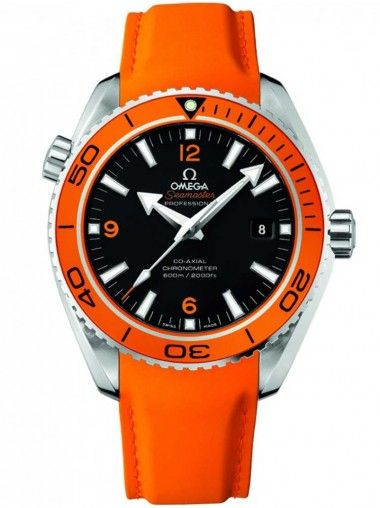 Omega Mens Seamaster Planet Ocean Strap Watch 232.32.46.21.01.001