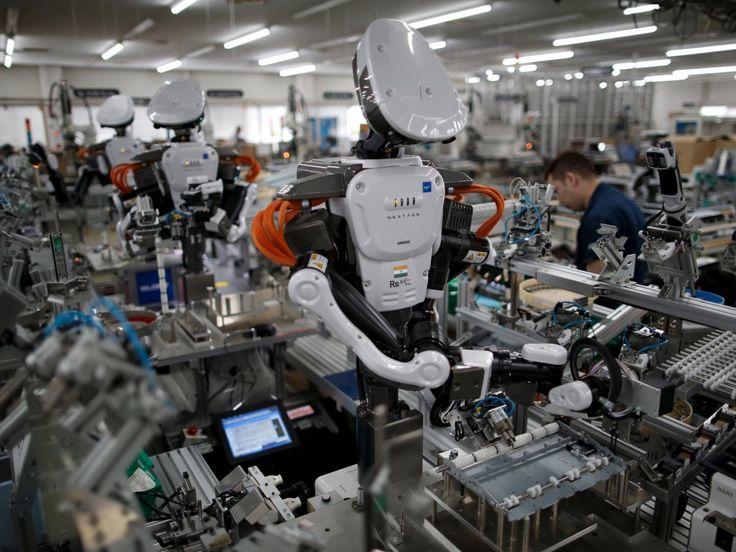 İşçi bulamayan Japon fabrikaları robotlara muhtaç kaldı https://t.co/J9nX803WJD #teknoloji https://t.co/0ED6iJg6t3