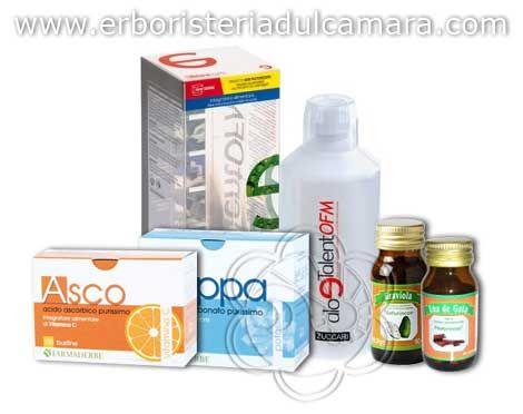 Kit Graviola Completo per la Protezione delle tue Cellule. Contiene Graviola, Aloe arborescens, Tabebuja e Ascorbato di Potassio