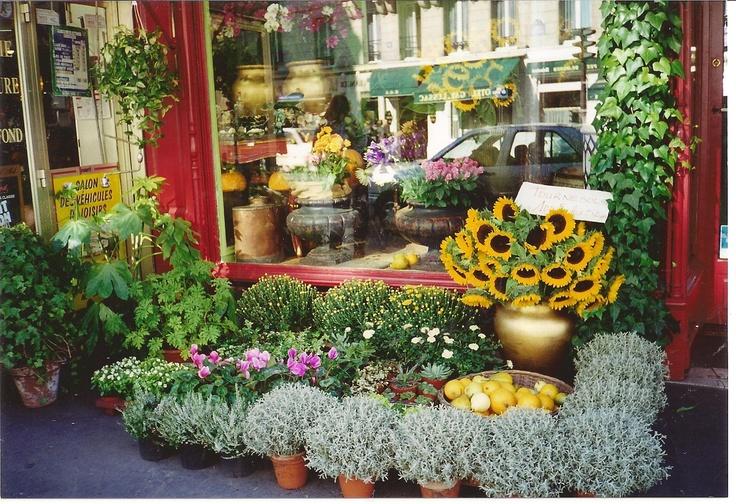 fleurs français