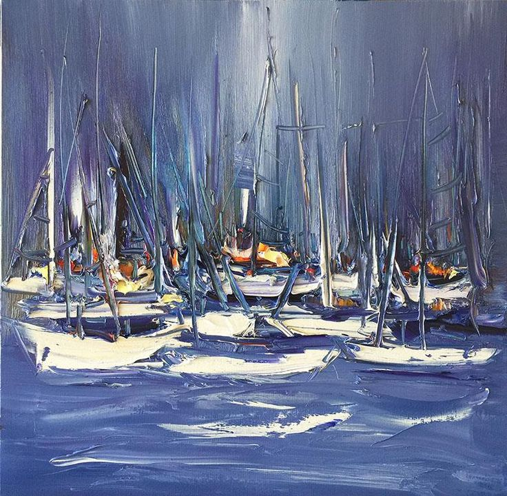 August, oil on canvas, 60/60cm, available