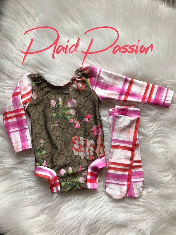 Leotard Valentine Outfit Valentines Outfit Girls Clothing Little Girl Leotard Baby Girl Leotard Knee High Socks Holiday Baby Outfit