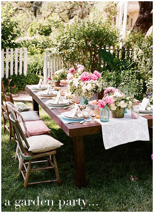 200 Best Garden Party Images On Pinterest