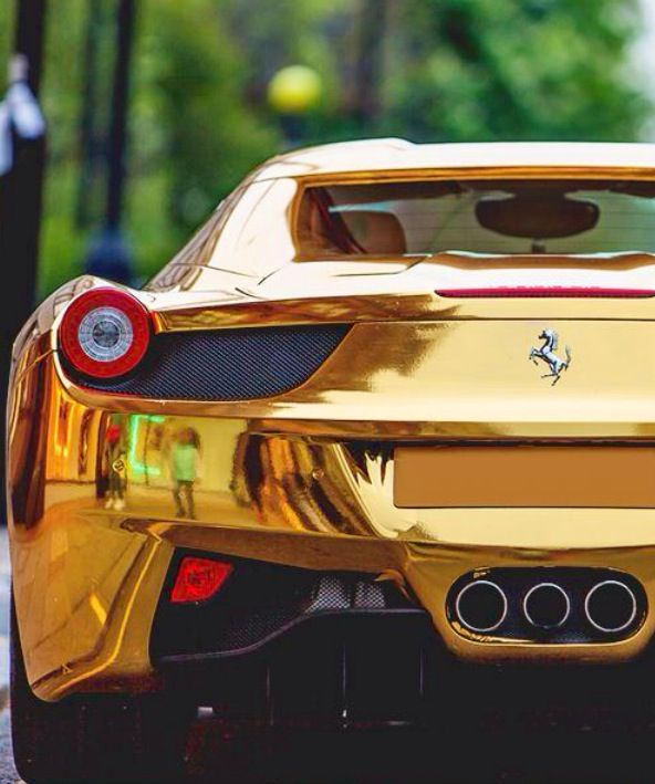 GOLD nothing else