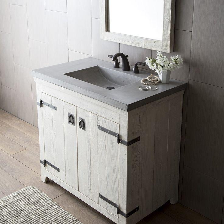Palomar Americana Suite - Americana Collection - Vanity Suites - Bathroom | Native Trails