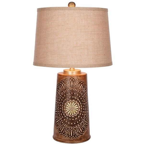 Best 25+ Brown table lamps ideas on Pinterest | Vintage table ...