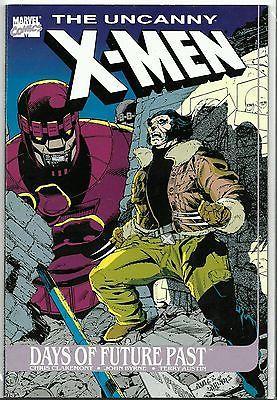 "Uncanny Xmen:""Days of future passed""  Graphic Novel.1st Print. 8.0"