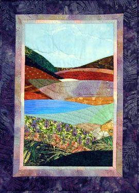 @: Pictures Quilts, Modern Quilts Ideas Art, Beautiful Fabrics, Landscape Quilts, Favorite Ideas, Colors Quilts, Pretty Quilts, Art Quilts, Parties Crafts