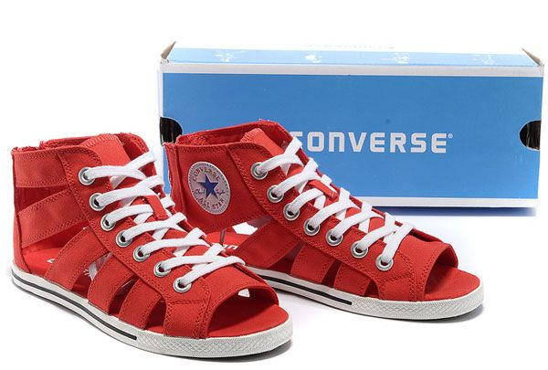 converse sandles