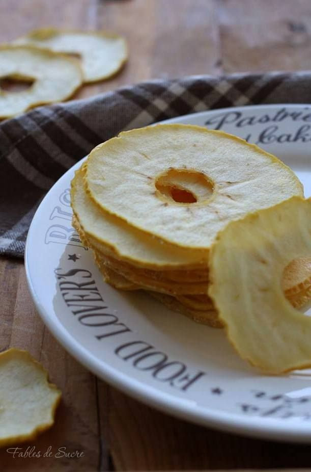 Chips di mela di Felder