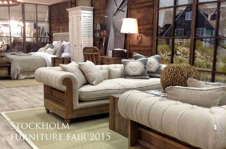 Dreams & Coffees arkitekt- och projektblogg: Artwood - möbler som passar New England hus