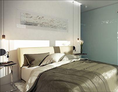 Bedroom by Z.RIVER.STUDIO