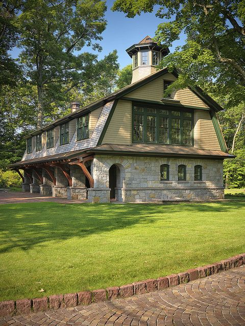 Garage/Barn/Carriage house? Who cares, I LOVE it!!!