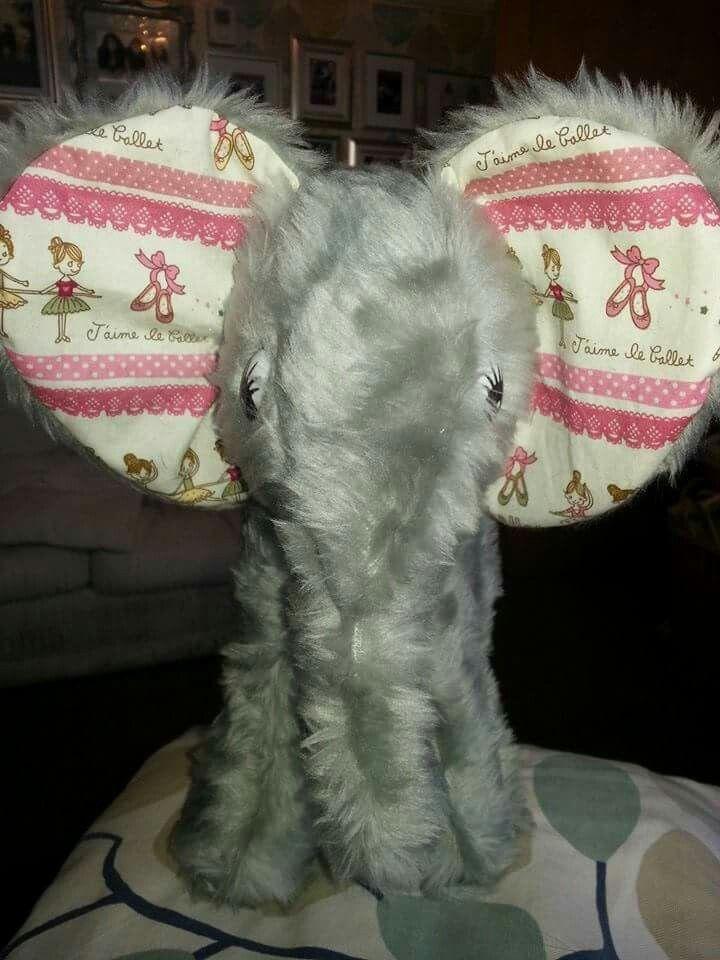 Evie's elephant