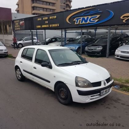 Price And Specification of Renault Clio 1.4 Expression 5-door For Sale http://ift.tt/2GRehsS