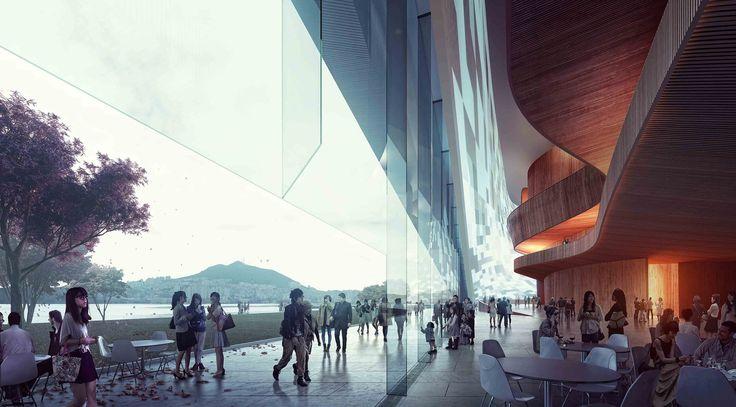 Gallery of Busan Opera House Winning Proposal / Snøhetta - 7