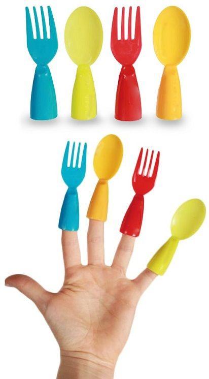 Szeretnél kézzel enni, azonban csúnyán néznek rád és azt mondják, bunkó vagy? Nos a megoldás az étKÉZlet étkészlet. Egyik, vagy mindkét kezed egy-egy...
