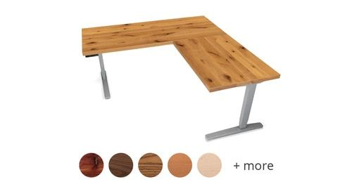 We Offer Plenty Of Solid Wood Desktop Materials Best Standing Desk Adjustable Height Desk Solid Wood