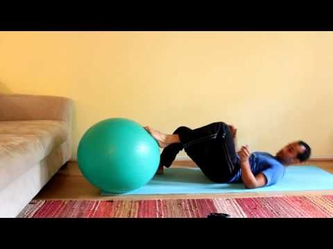 ▶ Knee Bending Stretch After Injury - YouTube