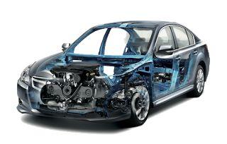 Транспортная система: Разработка системы учета запасных запчастей на автотранспортном предприятии