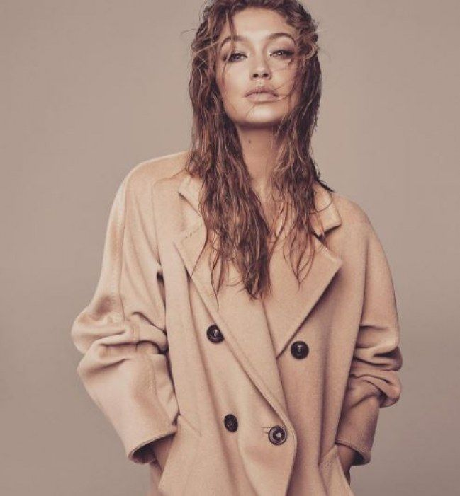 Penteados wet hair: efeito molhado
