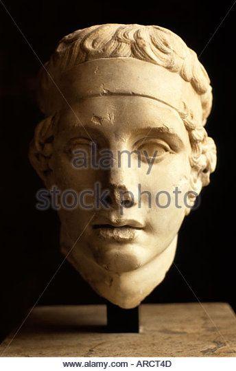 Греческое и римское искусство спортсмен - Stock Image