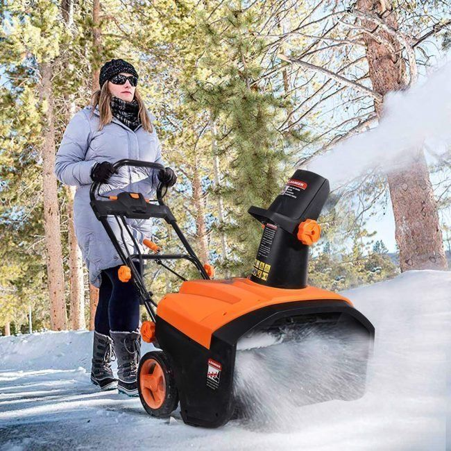 The Best Snow Blowers For Clearing Driveways In 2020 Snow Blower Electric Snow Blower Snow Blowers