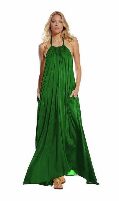 maxi dress: green maxi dress