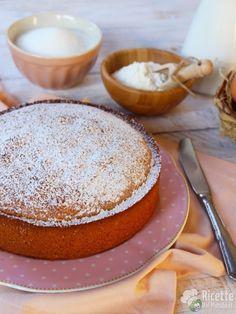 Come fare la torta paradiso