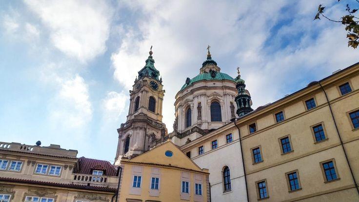 Malostranske Namesti in Prague