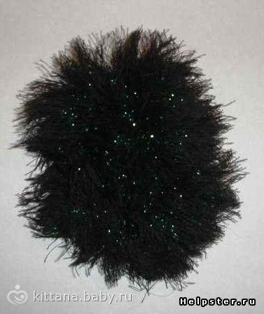 резинка для волос шишка 90е - Google Search