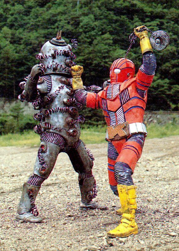 ロボット刑事3
