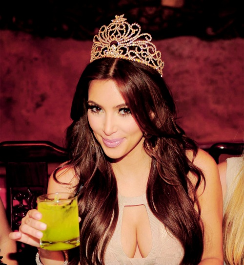 Princess Kim. | Kim Ka... Kim Kardashian