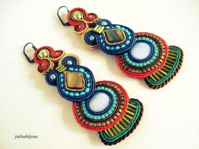 www.cewax.fr love this ethnics earing ethno tendance, style ethnique, #Africanfashion, #ethnicjewelry - CéWax aussi fait des bijoux :  https://www.alittlemarket.com/boucles-d-oreille/fr_boucles_d_oreille_en_tissu_africain_a_motif_-9729985.html -  boucles-d-oreille-boucles-d-oreilles-ethniques-mosi-13479695-dsc00097-fbc69-818cb_570x0