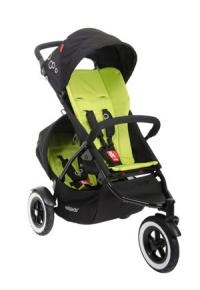 Phil Amp Ted Dot Stroller Converts From One To Two Babies