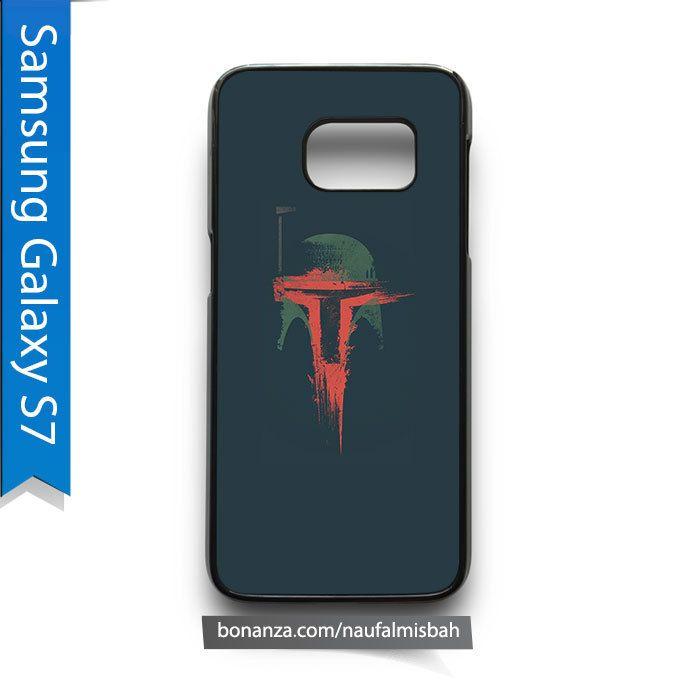 Boba Fett Star Wars Samsung Galaxy S7 Case Cover