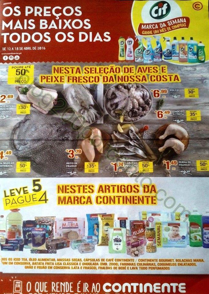 Antevisão Folheto CONTINENTE Promoções de 12 a 18 abril - http://parapoupar.com/antevisao-folheto-continente-promocoes-de-12-a-18-abril-2/