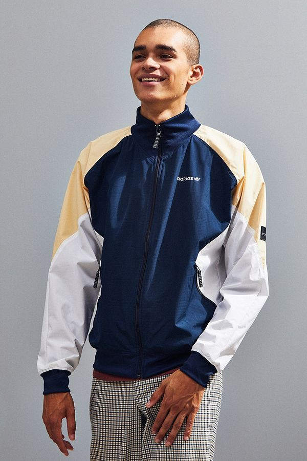 febc71eb14d9f Adidas EQT Woven Ripstop Jacket