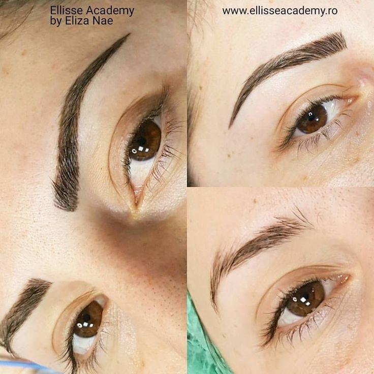 Poze Curs Permanent Make Up - Specializare Sprancene