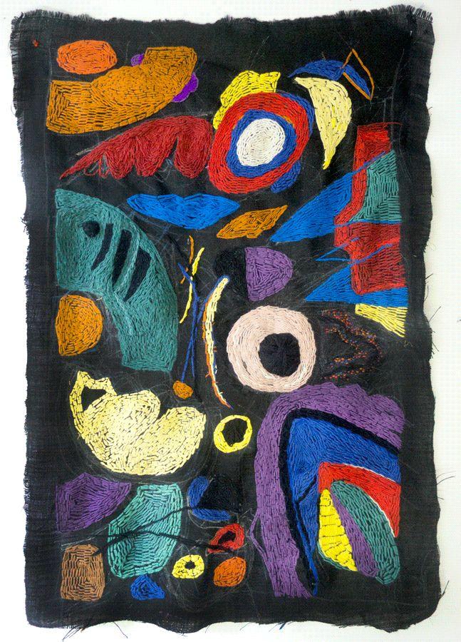carpet by Jose Romussi