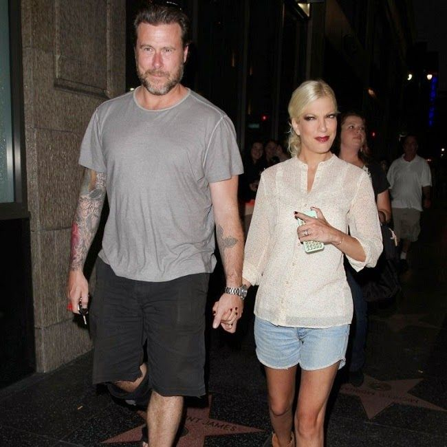 Tori Spelling Admits Dean McDermott Has Tattoo of Her Name above His Penis -- Why It Didn't Matter!
